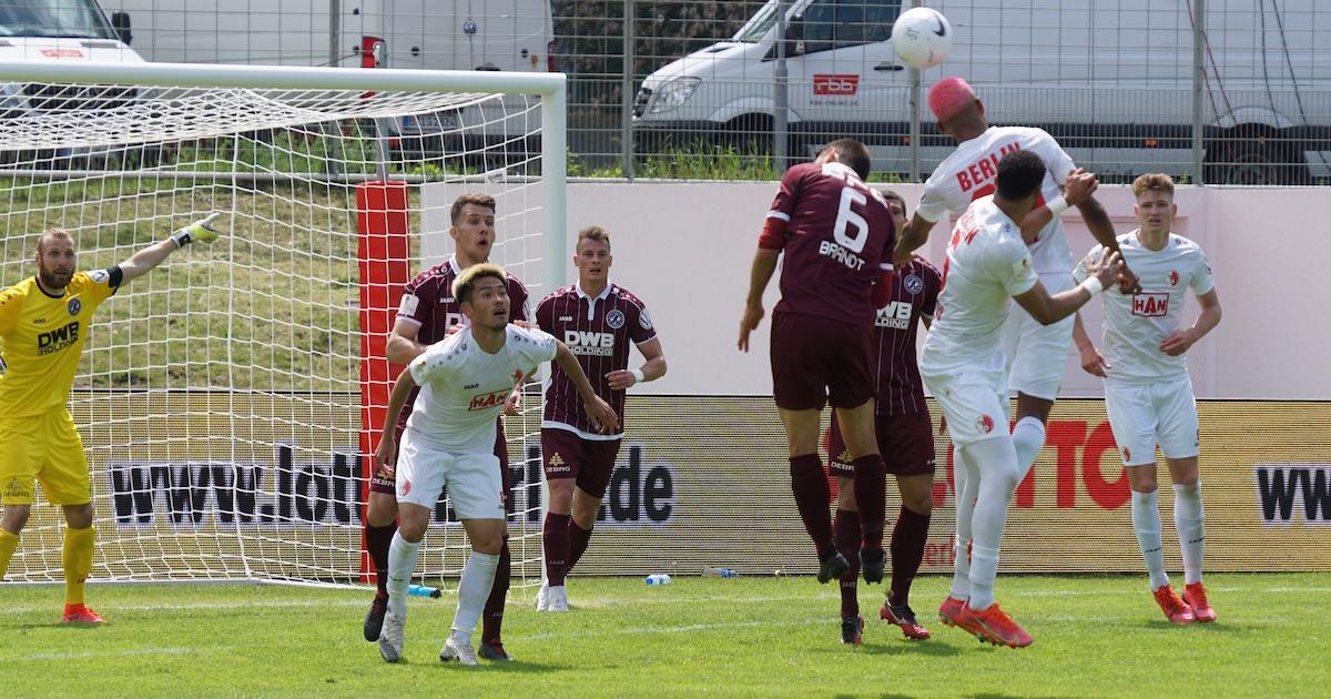 Pokalendspiel Berlin 2021